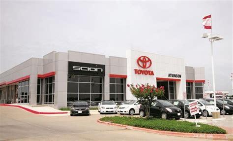 Atkinson Toyota Bryan Atkinson Toyota Bryan Tx
