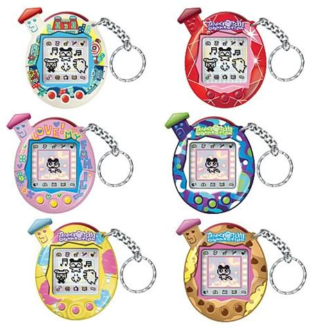 Tamagochi Connection Home tamagotchi connection familitchi wave 2 bandai