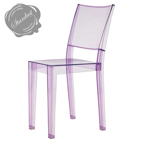 sedie plexiglass kartell lamarie chairs 1 seat invisible chair with transparent