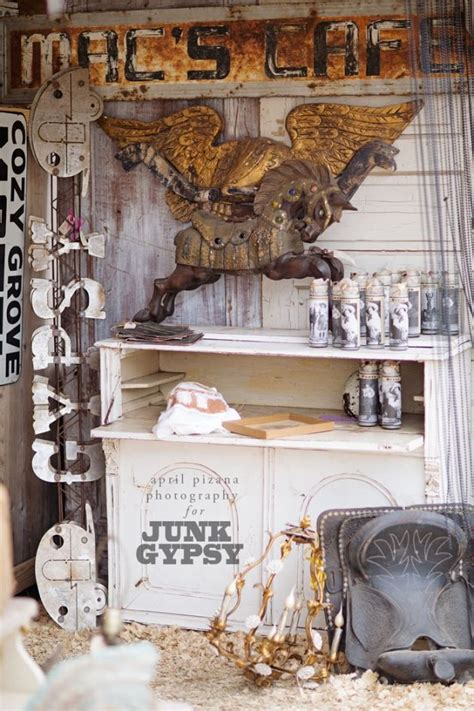 junk gypsy home decor need to paint my horse for the home pinterest gypsy