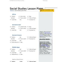lesson plan template for social studies activities classroom management pearltrees