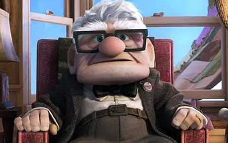 film up characters disney film up sparks ageism debate telegraph