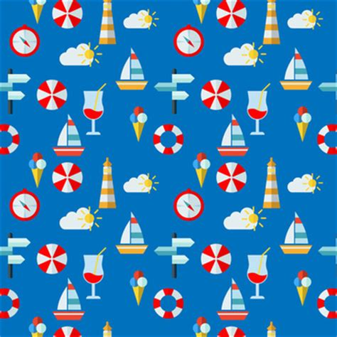 pattern travel background boat free vector download 373 files for commercial use