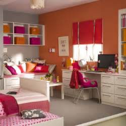 teenage girl bedroom ideas bright colors
