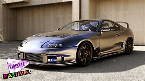 Top 10 Fastest Toyota Cars Of All Pastimers