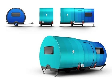Tent Trailer Floor Plans 3x an innovative expandable teardrop trailer by beauer