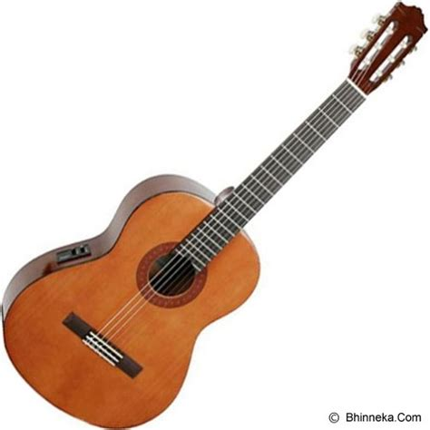 Gitar Yamaha Klasik Nilon Elektrik Cx 40 jual yamaha gitar klasik elektrik cx40 murah