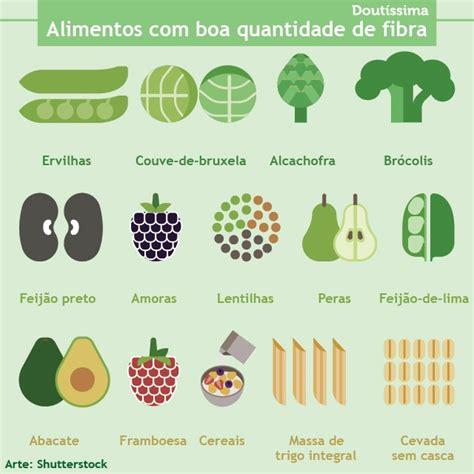 alimentos fibra conhe 231 a os alimentos ricos em fibra