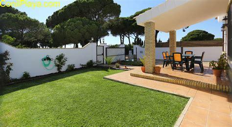 imagenes jardines para casas pequeñas alquiler casa en roche conil cadiz andalucia