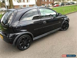 Vauxhall Corsa 3 Door For Sale 2004 Vauxhall Corsa Sxi 16v For Sale In United Kingdom