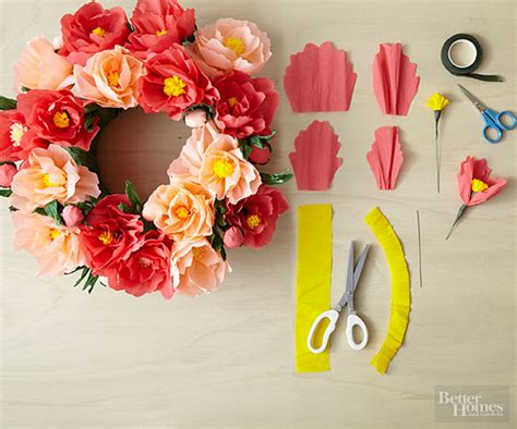 How To Make Different Types Of Flowers With Paper - diy paper flowers template