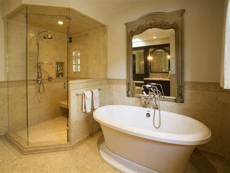 Master Bathtub by P A Master Bathroom Before After Platner Co