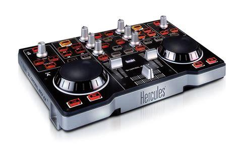 console dj hercules mp3 e2 nouvelle version pour le dj mp3 d hercules