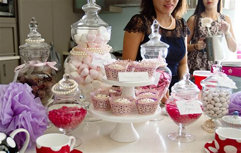 kitchen tea party ideas all things sweet chigarden