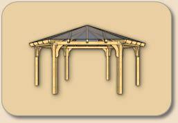 pavillon sechseckig pavillon 6 eck pavillon shop holzon de