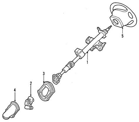 2002 ford escape parts diagram 2002 ford escape steering column diagram 2002 auto