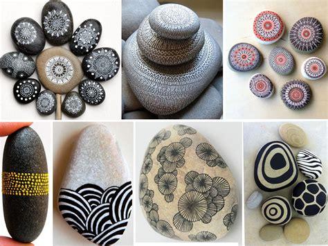 decorar con piedras las m 225 s incre 237 bles manualidades con piedras pintadas