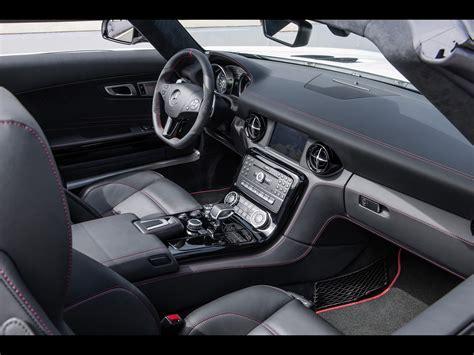 2013 mercedes sls amg gt interior 1280x960