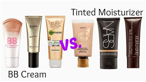 Nyx Tinted Moisturizer guide bb vs tinted moisturizer all