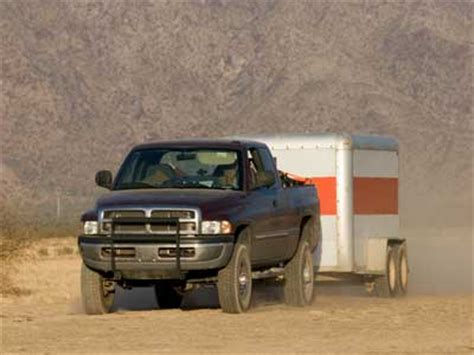 xpress boat trailer problems is it possible to increase the towing capacity of a truck
