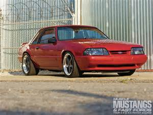 1992 Ford Mustang 1992 Ford Mustang Stealin And Dealin Photo Image