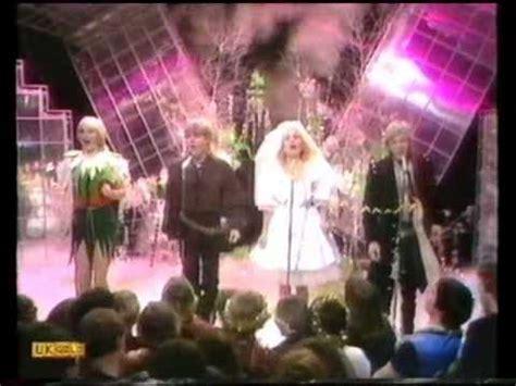 bucks fizz land of make believe totp 1981 youtube