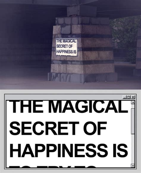 secrets of happiness the magical secret of happiness is