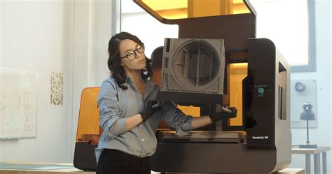 formlabs announces form   printer enters large scale sla  form   printing industry