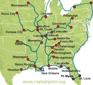 boat driving course colorado the great loop route america s great loop combined with
