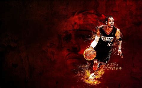 26 allen iverson wallpapers hd free download