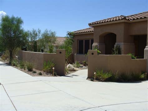 Landscape Design Las Cruces Nm Retaining And Landscape Wall Las Cruces Nm Photo