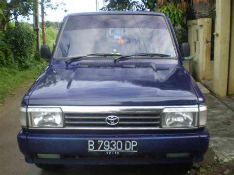 Lu Depan Mobil Kijang Grand Dijual Toyota Kijang Nch Cis Auto Media Iklan