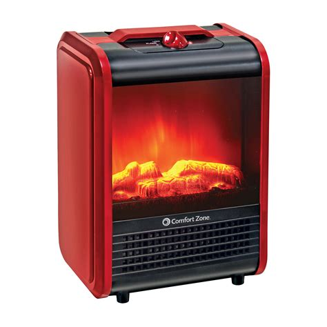 comfort zone fireplace heater comfort zone mini fireplace heater kamcor