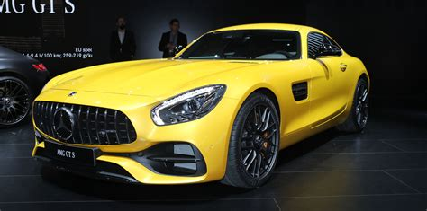 Mercedes Gt C Price by 2017 Mercedes Amg Gt Range Updated Gt C Coupe Added