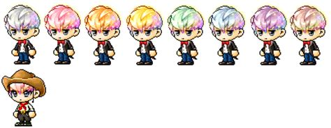 maplestory prince ponytail in progress royal hair face list updated 12 31