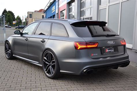 Audi Rs6 Matt audi rs6 avant 4 0 tfsi performance daytona matt as estate