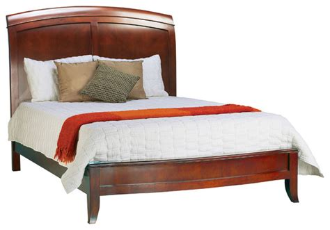 contemporary california king bedroom sets split panel california king size wooden sleigh bed