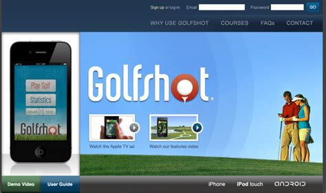 free golf for android best free golf gps for android phones