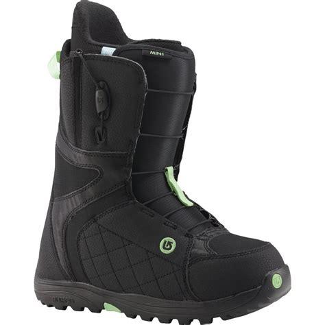 snow board boots burton mint snowboard boots 2016