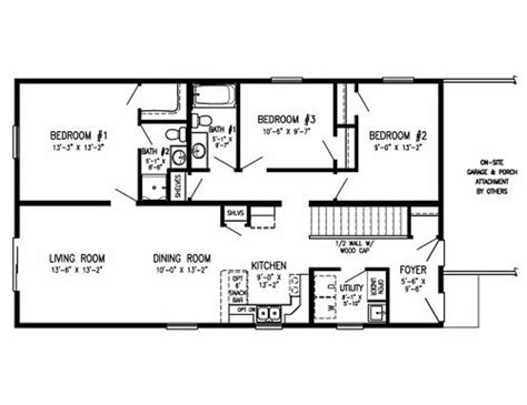 ideal homes floor plans ideal narrow lot plans livingston