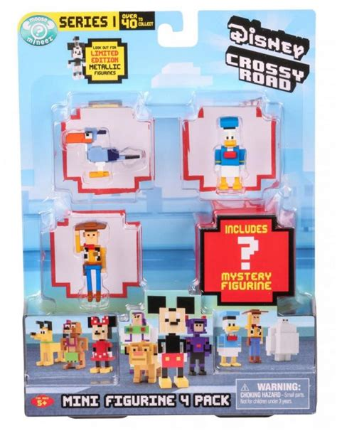 how do you get the mystery characters in cross road how do you get the figures on crossy roads crossy road