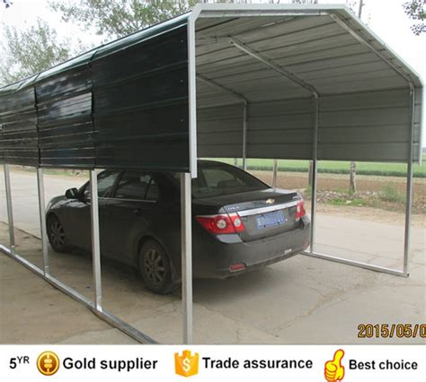 Car Shed Design by Metal Car Shed New Design Car Sheds Buy Car Shed Car