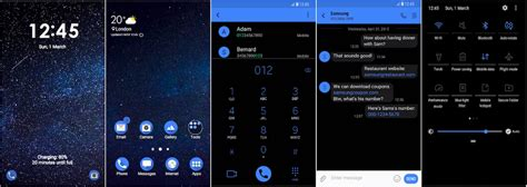 samsung ui themes themes thursday look at our selection of this week s best