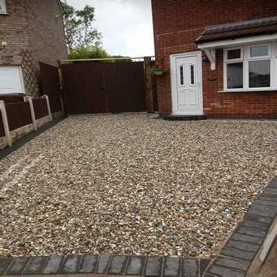 White Rock Driveway How To Lay A Gravel Driveway Gravelmaster