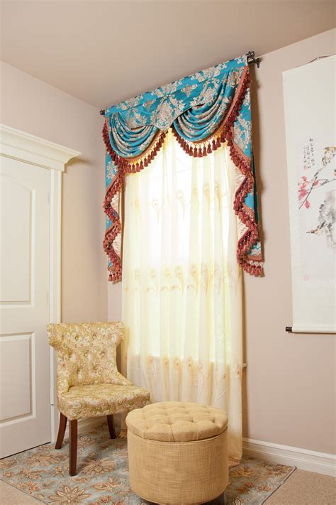 blue swag curtains blue swag curtains navy blue swag window valance set