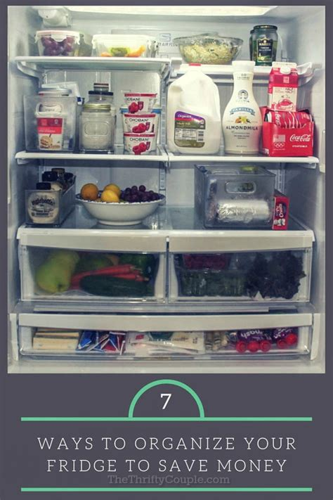 7 Ways To Organize Your Pet by 7 Smart Ways To Organize Your Fridge To Save Money