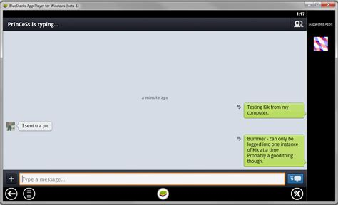 how to kik messenger for pc or laptop whatsapp