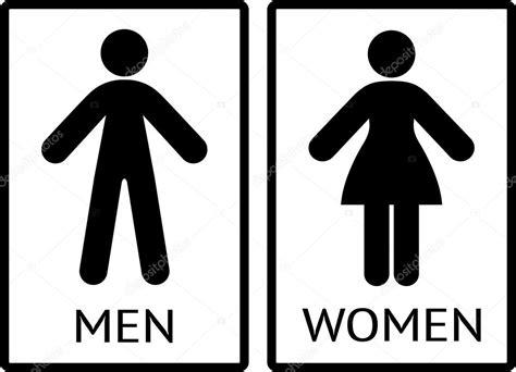 cartello bagni cartello wc o bagno vettoriali stock 169 portokalis 62426225