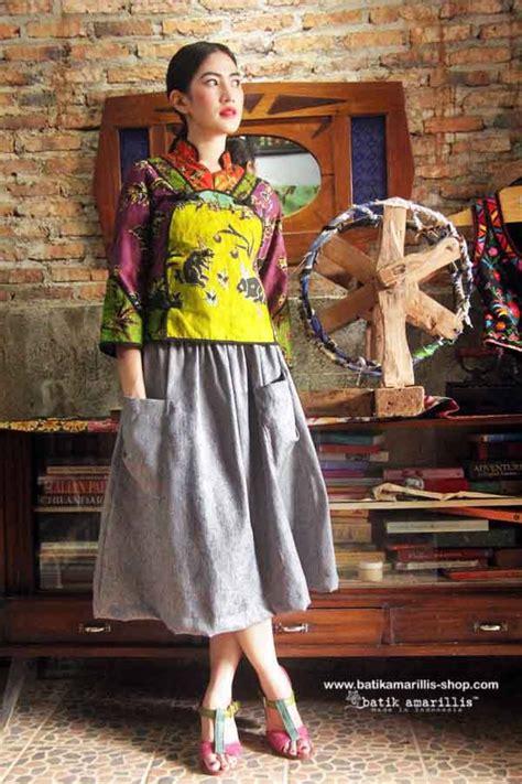 Batik New Marimar Series batik amarillis project a 2 jacket continuing our iconic