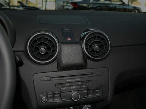 Audi Iphone Halterung by Audi A1 Baujahr Ab 05 2010 Kfz Navi Konsole Halterung